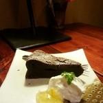 陶之助+ - ☆ガトーショコラ♪ 自家製ケーキは 5種類