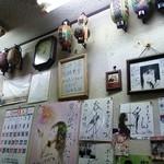 ホームラン - 色紙いっぱい~石神氏の色紙も~(^^♪