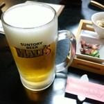 49898869 - 生ビールで乾杯!