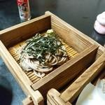 すえ廣和食房 - 蕎麦はうまかったなぁ~!