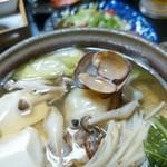 すえ廣和食房 - 海鮮鍋?