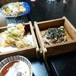 すえ廣和食房 - 蕎麦と天ぷらです!
