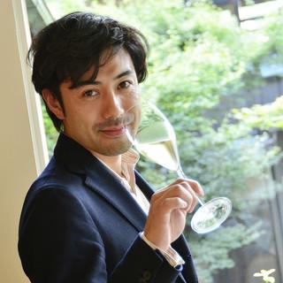 日本を代表するソムリエ大越基裕氏セレクトの【ワイン&日本酒】