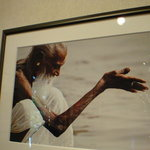 ヒマラヤの詩 - 二階は写真ギャラリー
