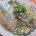 本州一 - ラーメン500円(税込)