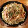 Okonomiyakiteppanyakimomotarou - 料理写真: