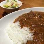 クラシコ - 国産牛と完熟トマトのハヤシライス(ランチ限定)