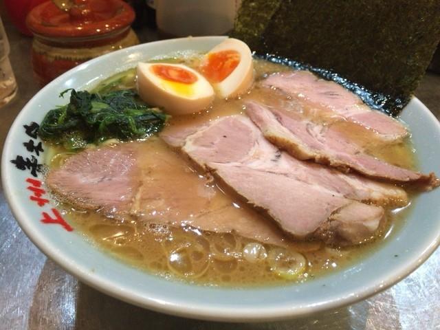 横浜らーめん 青木家>