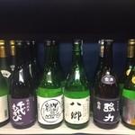 旬彩 えん - 地酒を多種そろえております