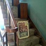 ビア カフェ ブラボー - 3階は冷たいビールが眠っているようです。