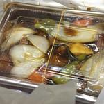 西安小牧店 - お土産に酢豚〜750円(○︎´艸`)✧︎*。