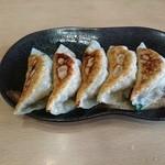 めん丸 - 餃子