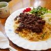 Jiyatsukuandobetei - 料理写真:焼肉ピラフ