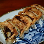 麺屋 蔵人 - 餃子