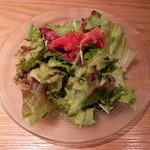 イタリアン Bambu - サラダ(ランチセット)