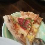 ナポリの食卓 パスタとピッツァ - ピザ