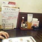 ナポリの食卓 パスタとピッツァ - 店内