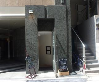 LACCO - ビルの地下一階です