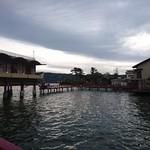 望湖楼 - 湖に浮かぶ露天風呂