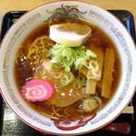 らーめん きちりん - 正油ラーメン_750円