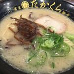 博多豚骨 たかくら - 三番釜 黒丼