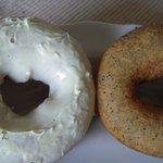 はらドーナッツ - ホワイトチョコ&コウチャ