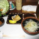 知仙 - 生ビール&お通し&串揚げ