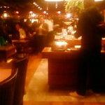 バルバッコア 青山本店 - サラダバー食べ放題です。