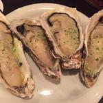 ウノスケ - 焼牡蠣