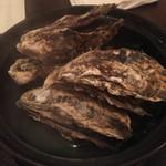 ウノスケ - 蒸牡蠣