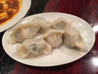 中国家庭料理 楊 2号店 - 水餃子