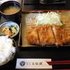 とんかつ割烹こしば - 料理写真:ロースカツ定食
