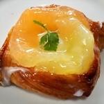 ランコントル - danish pastry グレープフルーツ