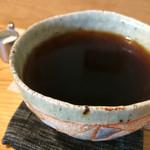 モノイレ カフェ - ★★★☆ 本日の珈琲 酸味が少なくまろやかでコクありの バランスが取れた珈琲♪ ブラックでも美味しい