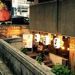 大衆和牛酒場 コンロ家~霜降り和牛鍋と神戸牛ホルモン鉄板焼~ - 外観3