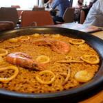 スペイン料理&ワイン パエリア専門店 ミゲルフアニ - 2人前