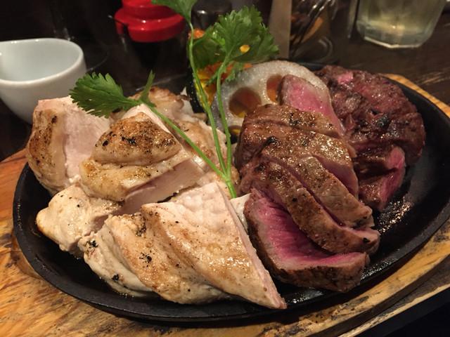 Meet Meats 5バル 中野店 - 肉の盛り合わせ
