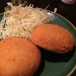 骨付鶏 ひろ - 讃岐コロッケ