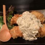 骨付鶏 ひろ - チキン南蛮