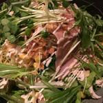 骨付鶏 ひろ - ひろサラダ
