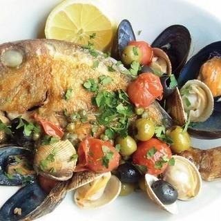 お魚とお野菜とワインの美味しい店!