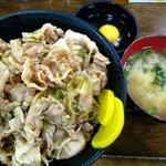 4994033 - すた丼(肉増し)