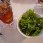 4994070 - 2010年7月→セットのサラダ