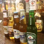 com-place (お酒を飲む場所 コムプレイス) - Imported Beer(海外ビール)