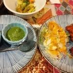 ゴダワリアジアンレストラン&バー - 骨無しタンドリー。チキンティッカ。インドカレー屋さんらしい一品。