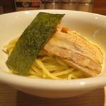 麺屋 みちしるべ - つけ麺 2016.04