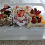 豊成菓子職人 シェ・ミウラ - 料理写真:
