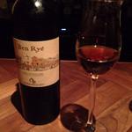 フィナンシェ - デザートワイン