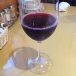 アガノ - ノンアルコールワイン 赤   Vintense rouge