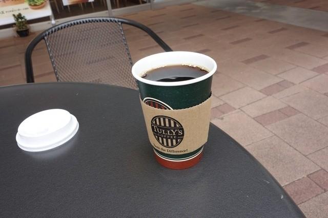 タリーズコーヒー ウニクス秩父店 - Tコーヒー370円